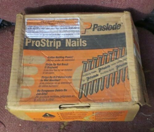 Paslode  2 3/8 in. x .113  Hot Dipped Galvanized Framing Nails 2000+ count