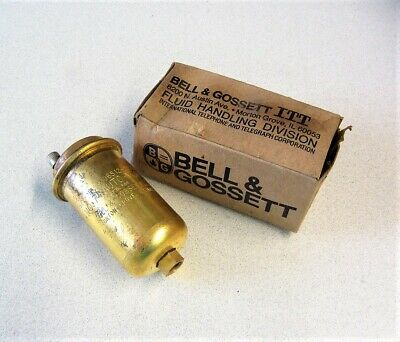 Bell Gossett No. 7 Auto-vent Automatic Air Eliminator New