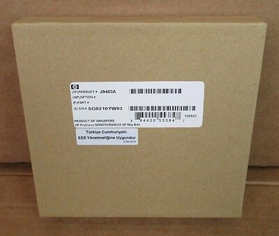 New Hp Procurve Msm310 And Msm320 Ap Access Point Mounting Bracket J9403a