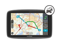 "TomTom GO 5200 5"" Sat Nav with WiFi, TomTom Traffic and World Maps"