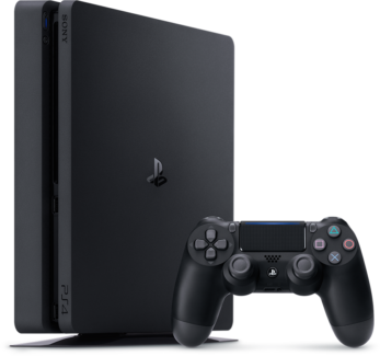 PS4 with one controller Storage: Hard drive, 500 GB. Abbotsford Canada Bay Area Preview