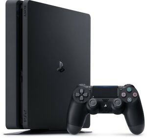 Looking for ps4 slim or pro