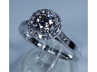 Certified Diamond Rings at Huge Discounted Prices - PLEASE SEE LINK TO MY WEB SITE WITHIN THIS AD.