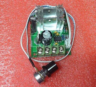 Pwm Dc Motor Speed Control Pulse Width Modulator Switch Controller 10a 6v1224v