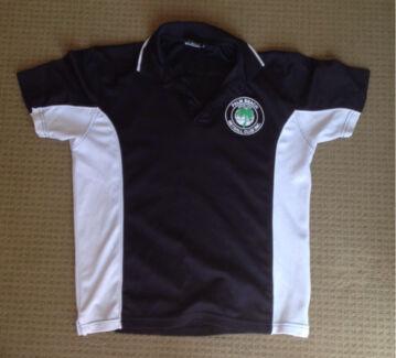Palm Beach netball club training shirt  Currumbin Gold Coast South Preview