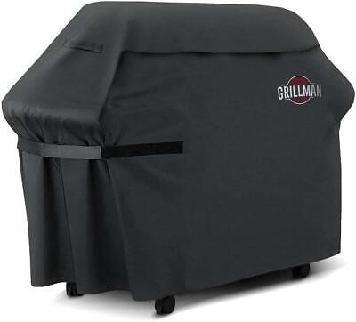 Grillman Premium BBQ Grill Heavy-Duty Barbecue Cover Weber Brinkmann 58