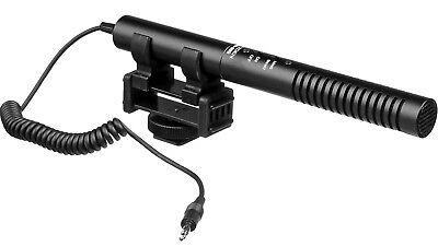 Azden Mikrofon SGM990 +i für DSLR-Kameras und Smartphones / Tablets