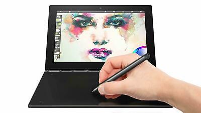 "Lenovo Yoga Book With Windows 10 4G Tablet Laptop 64GB 4GB Quad 10.1"" FHD Grey"