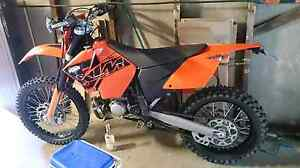 EOI 2006 KTM 300 EXC Cardiff Lake Macquarie Area Preview