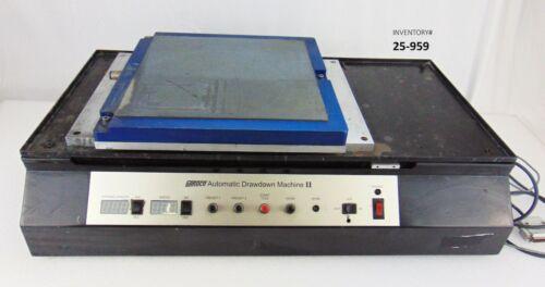 Gardco Automatic Drawdown Machine II *untested