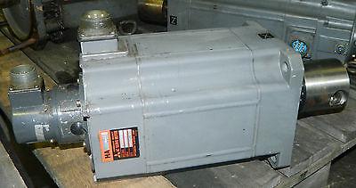 Mitsubishi Permanent Magnet Ac Servo Motor Ha200cs W Encoder 1987 Used