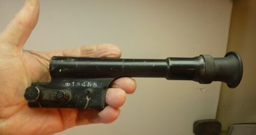 WWII JAPANESE ARISAKA TYPE 97 2.5 POWER SNIPER SCOPE ISSUED NAGOYA RIFLE #13455