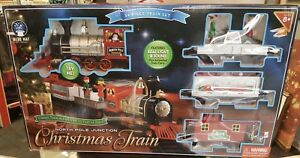 Brand New North Pole Junction Christmas Train.