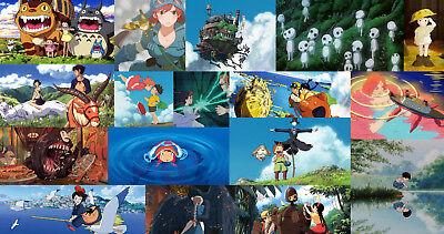 Studio Ghibli 17 Movie Dvd Collection Brand New Hayao Miyazaki English Audio