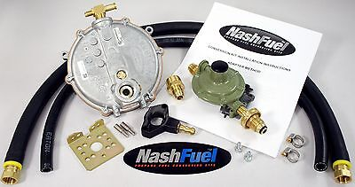 Tri-fuel Propane Natural Gas Kit Generator 68525 68530 Harbor Freight Predator