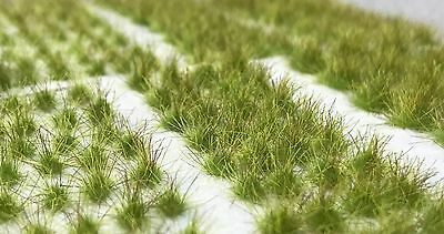 Miniature Model Self Adhesive Static Tufts - Plague Grass 2-6mm Army Pack