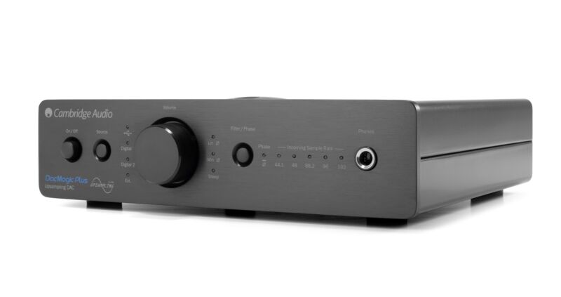 Cambridge Audio DacMagic Plus(Black) - Refurbished