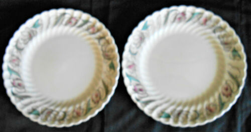Susie Cooper England ENDON Set of 2 Salad Plates 8""