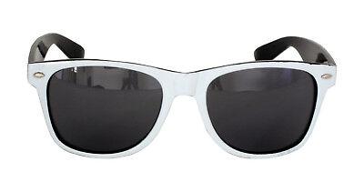 Foster Grant SPVL15727 FG116 Herren Schwarz & Weiß Kunststoff-Sonnenbrille Uv400