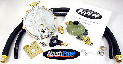 Tri-fuel Upgrade Kit Propane Natural Gas Kit Generac Gp6500 Gp6500e Generator