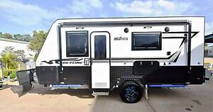 2017 17'6 NEXTGEN GREYLINE OFF ROAD SINGLE AXLE CARAVAN Gympie Gympie Area Preview