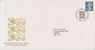 GB ROYAL MAIL FDC FIRST DAY COVER 1994 MACHIN DEFINITIVE 60p WINDSOR PMK