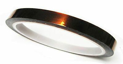 Kapton Tape High Temperature 0.2 5mm X 100ft For Bga New