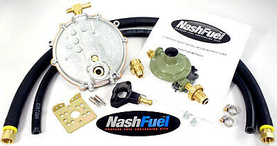 Tri-fuel Propane Natural Gas Generator Champion 100520 420cc 8750-watt Alt Fuel