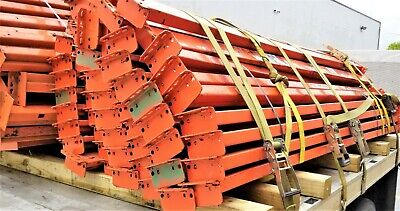 Teardrop Pallet Rack Step Beam Interlake 102 X 3 516 3270 Pound Capacity