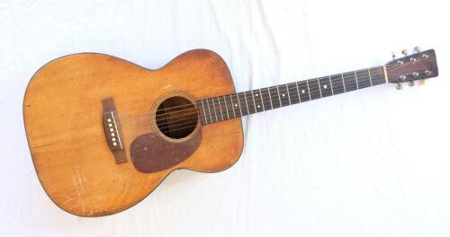 1953 Martin 000-18 Vintage Guitar - UGLY!