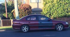 1999 Holden Berlina Sedan Booker Bay Gosford Area Preview