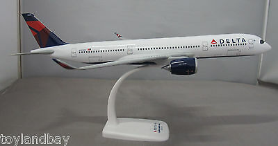 Flight Miniatures Delta Airlines Airbus A350-900 1:200 Scale 2007 Livery Display
