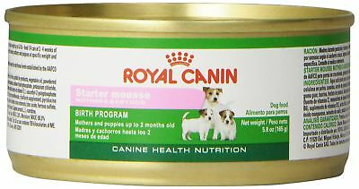 Royal Canin Canine Health Nutrition Starter Mousse Canned Dog Food (24 Pack),