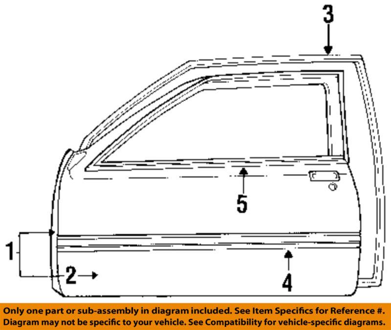 1995 Chrysler Lebaron Car Amp Truck Parts Ebay