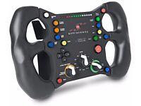 steelseries SRW-S1 steering wheel and desk clamp