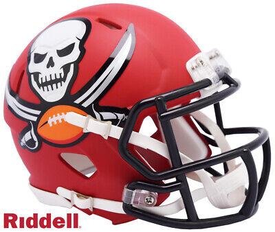 Tampa Bay Buccaneers AMP Speed Mini Helmet New In Box -