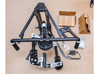 The Ghost V2 - DSLR camera 3 axis gimbal stabilizer stabiliser