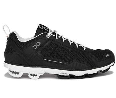On Running Cloudrunner Herren Sneaker Laufschuhe Running Schuhe Schwarz Weiß ()