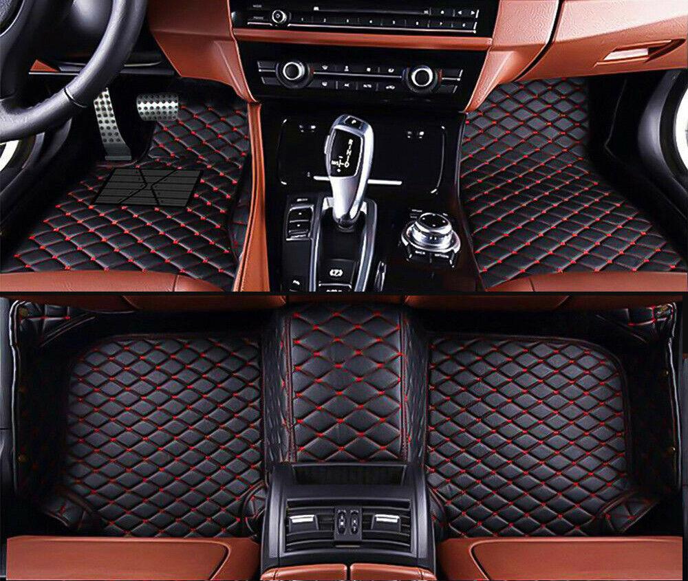 Für BMW X1 X2 X3 X4 X5 X6 X7 Stufenheck Coupé Cabriolet nach Maß AutoFußmatten