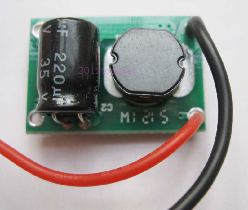 10W Constant Current LED Driver DC9-24V to DC8-11V 900mA for 10W High Power LED