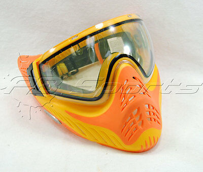 VForce Profiler Paintball Goggle Mask Yellow on Orange V Force REFEREE new for sale  Fort Wayne