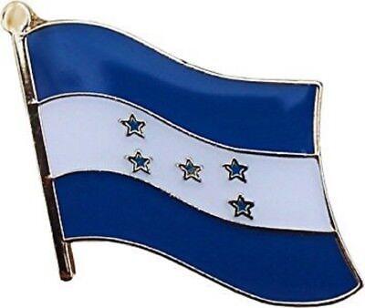 Wholesale Pack of 50 Honduras Country Flag Bike Hat Cap lapel Pin