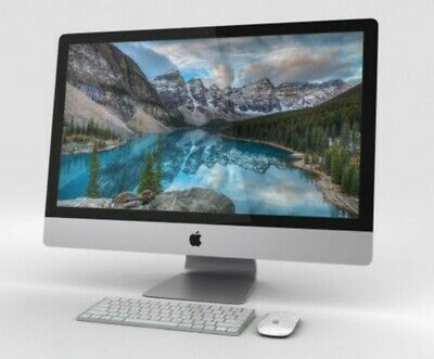 "Apple iMac 27"" 5K Retina Mid-2015 3.3Ghz Quad Core i5 8GB RAM 1TB HDD"