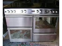 Leisure precision range cooker