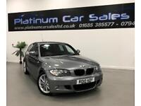 BMW 1 SERIES 116I M SPORT (grey) 2010