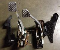 1993-1999 Mazda RX7 FD/FD3S Pedal Assembly with Clutch Pedal