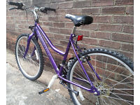 Womans Bike - Recently Serviced