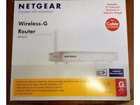 Netgear WGR614 Wireless-G Router - For Cable Virgin Media Connections