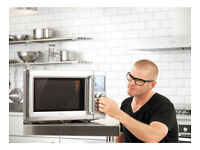 Sage by Heston Blumenthal the Quick Touch Microwave, 1100 Watt : by Sage by Heston Blumenthal