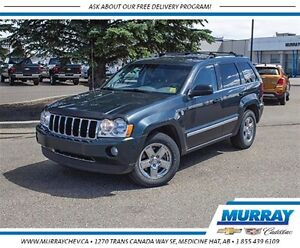 2005 Jeep Grand Cherokee Limited *Leather *DVD *Sunroof